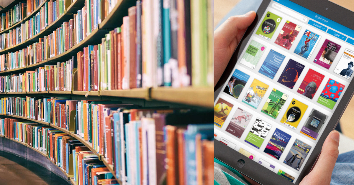 Is the digital textbook revolution finally here?