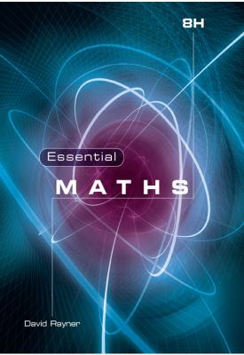 Essential Maths 8H Book – 9781902214764