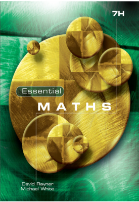 Essential Maths 7H Book – 9781902214733