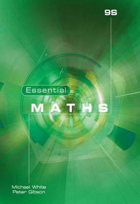 Essential Maths 9S Book – 9781902214818