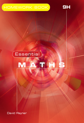 Essential Maths 9H Homework Book – 9781906622183