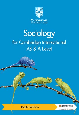 Cambridge International AS and A Level Sociology Coursebook – 9781108739825