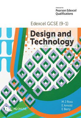 Edexcel GCSE (9-1) Design and Technology – 9781910523131