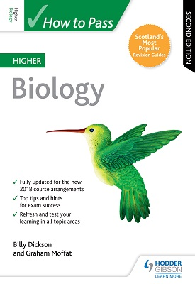 How to Pass Higher Biology: Second Edition – 9781510451681