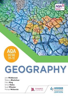 AQA GCSE (9–1) Geography – 9781471859946