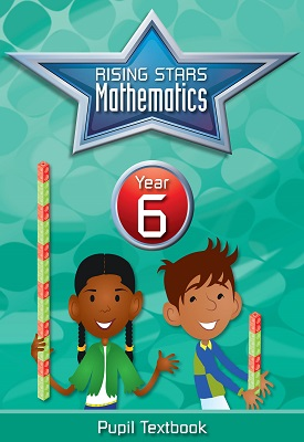 Rising Stars Mathematics – Year 6 – 9781510421127