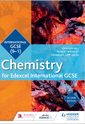Edexcel International GCSE Chemistry Student Book Second Edition – 9781510405110