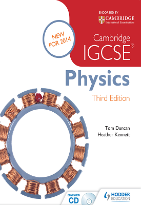 Cambridge IGCSE Physics Third Edition – 9781471807329
